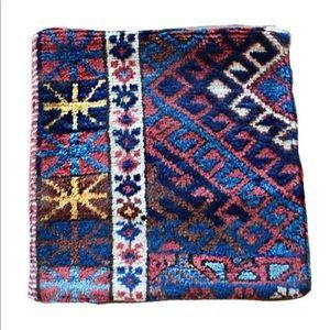 Child of Wild Opucuk Kilim pillow